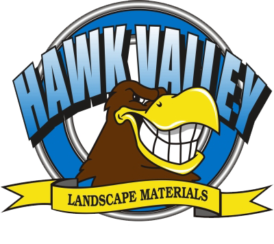 Hawk Valley Landscape Materials Logo